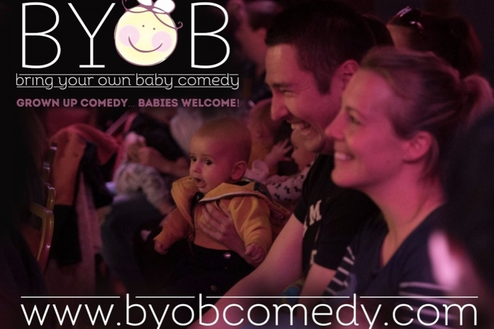 Bring Your Own Baby Comedy