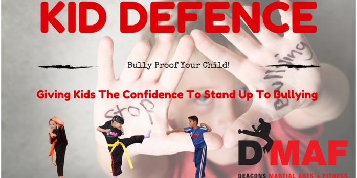 Kid Defence - Bully Proof Your Child