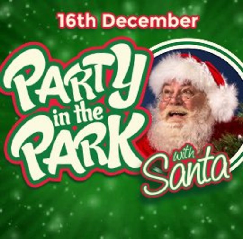 Party in the Park with Santa