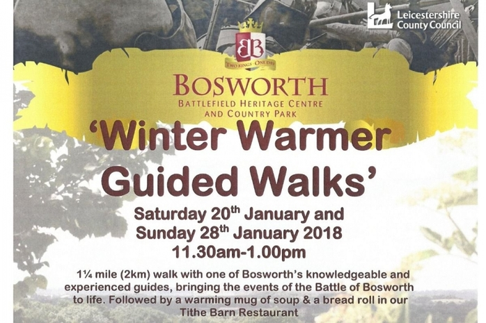 Weekend Winter Warmer Walk