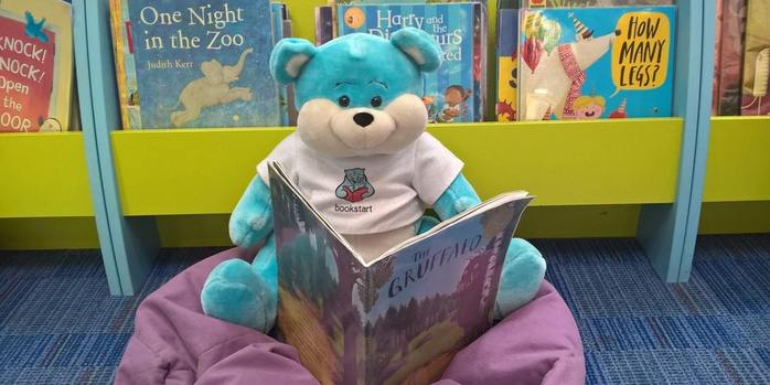 Winchcombe Library - Rhymetime